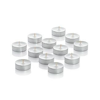 Citronella Tea Lights Set of Twelve