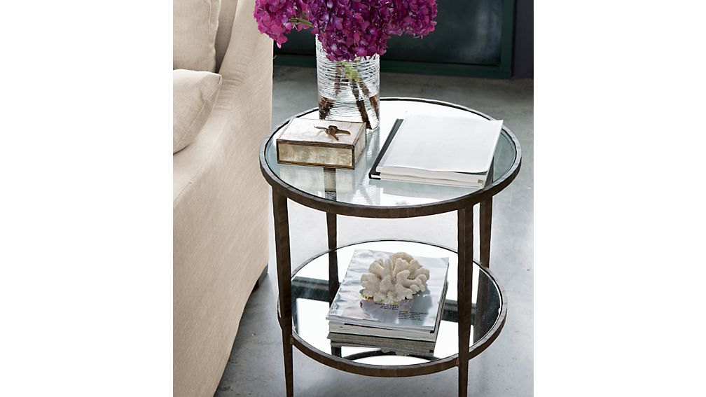 Clairemont Side Table