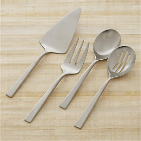 Clark 4-Piece Serving Set