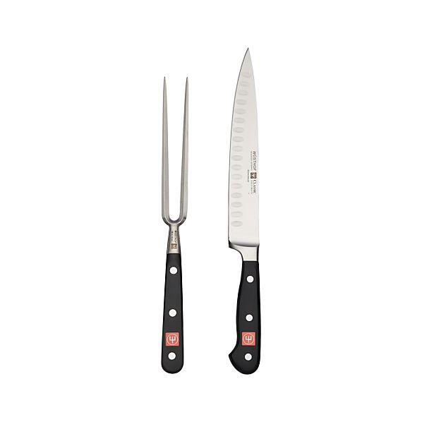 2-Piece Wüsthof® Classic Carving Set