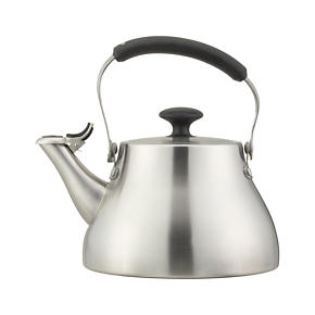 OXO® Classic Brushed Stainless Teakettle
