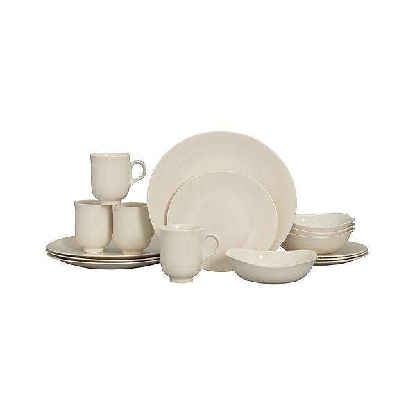 Classic Century 16-Piece Dinnerware Set