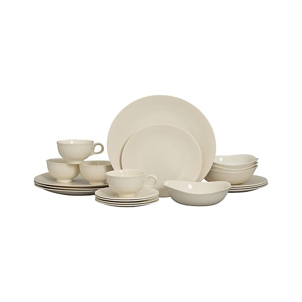 Classic Century 20-Piece Dinnerware Set