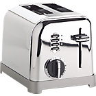 Cuisinart® Classic Two-Slice Toaster.