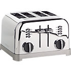 Cuisinart&amp;#174; Classic Four-Slice Toaster.