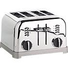 Cuisinart® Classic Four-Slice Toaster.