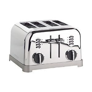 Cuisinart® Classic 4-Slice Toaster