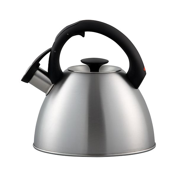 OXO® Click Click™ Brushed Stainless Teakettle