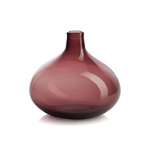 Clio Amethyst Vase