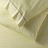 Set of 2 Clover Bamboo King Pillowcases