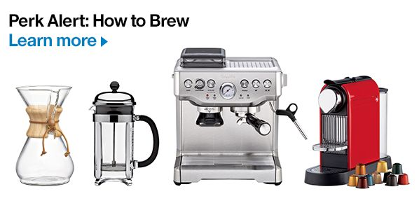 Perk Alert How to Brew