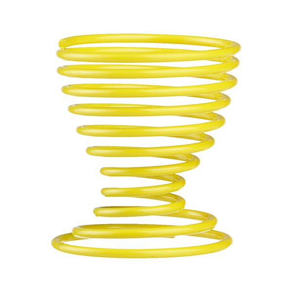 Yellow Coil Egg Cup