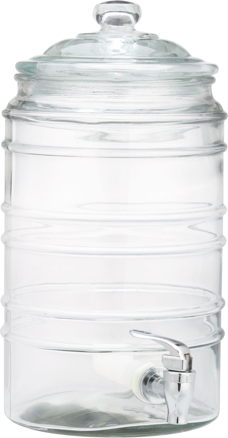 Cold Beverage Jar