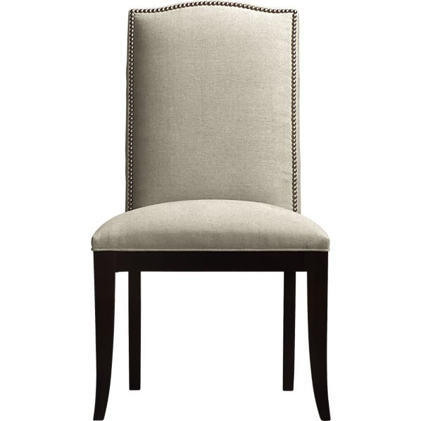 Crate And Barrel Dining Chairs: Add Casters To A Chair