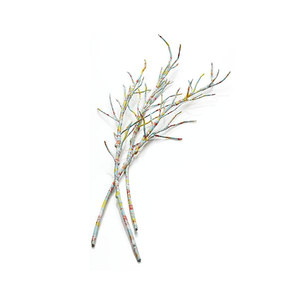 Set of 3 Paper Branches