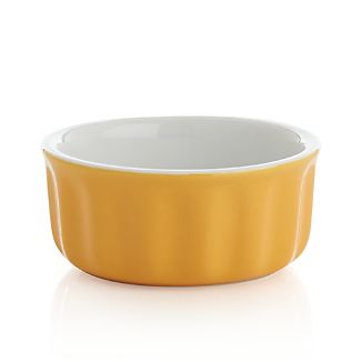 Yellow Ramekin