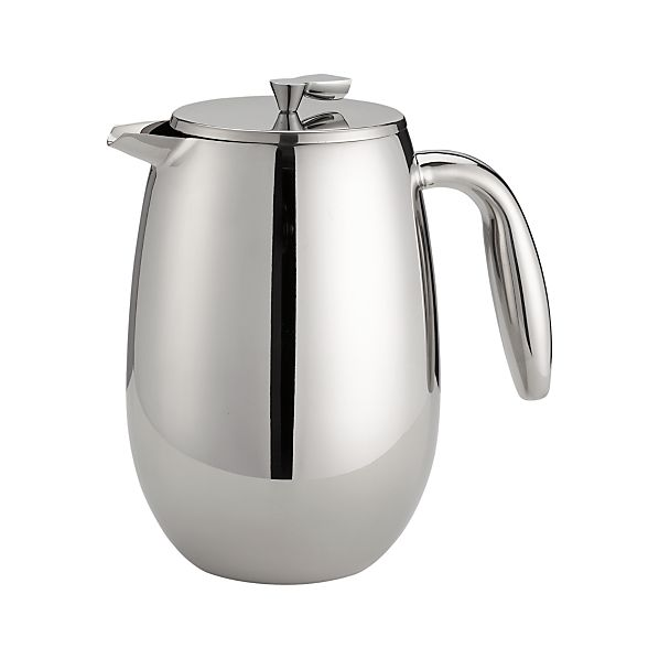 Bodum® Columbia 34 Ounce Stainless Steel Double Wall Thermal French Press