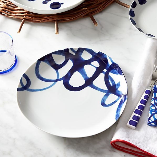 Como Swirl Flat Plate