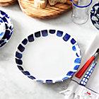 Como Tile Dinner Plate.