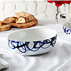 Como Swirl Serving Bowl.