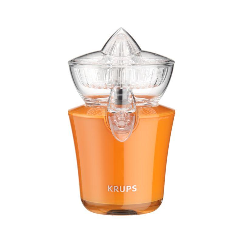 Krups® Compact Citrus Press