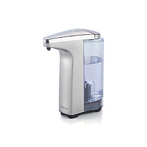 simplehuman ® Brushed Sensor Soap Pump