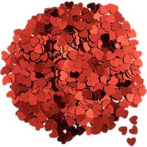 Heart Confetti