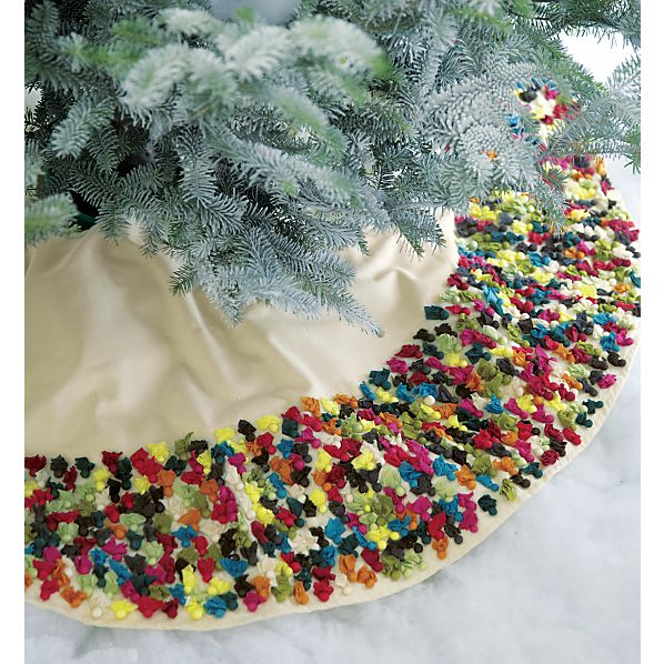 Confetti Tree Skirt