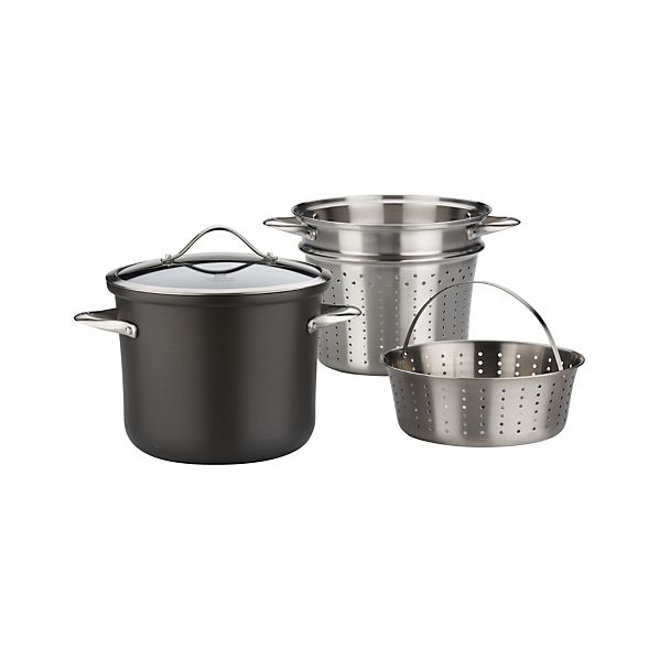 Calphalon Contemporary ™ Nonstick Multipot with Lid