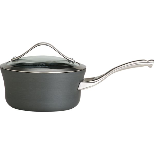 Calphalon® Contemporary Nonstick 1.5 qt. Saucepan with Lid