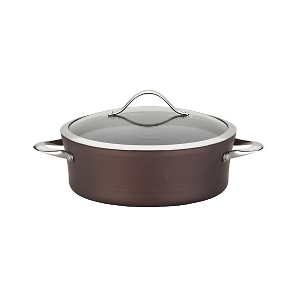 Calphalon® Contemporary® Nonstick Bronze Dutch Oven