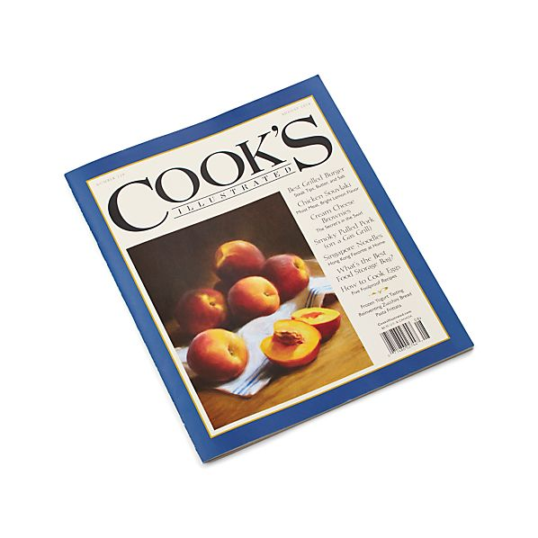 Cooks Illustrated July/August 2014 Cookbook