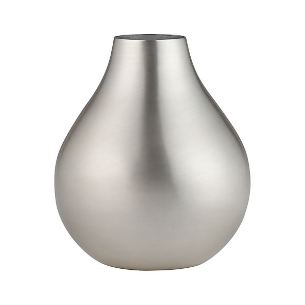 Cooper Stainless Steel Vase