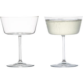Cora Sparkling Wine Glass