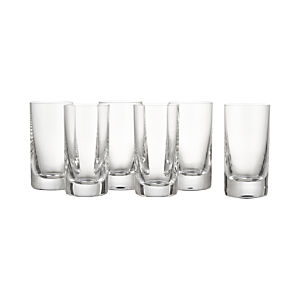 Cordial Glasses Set of Six
