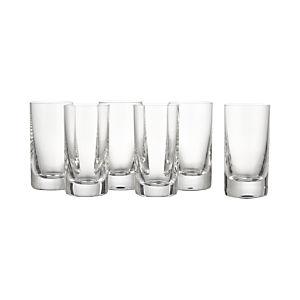 Cordial Glasses Set of Six