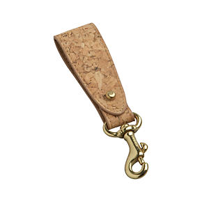 Cork Key Chain
