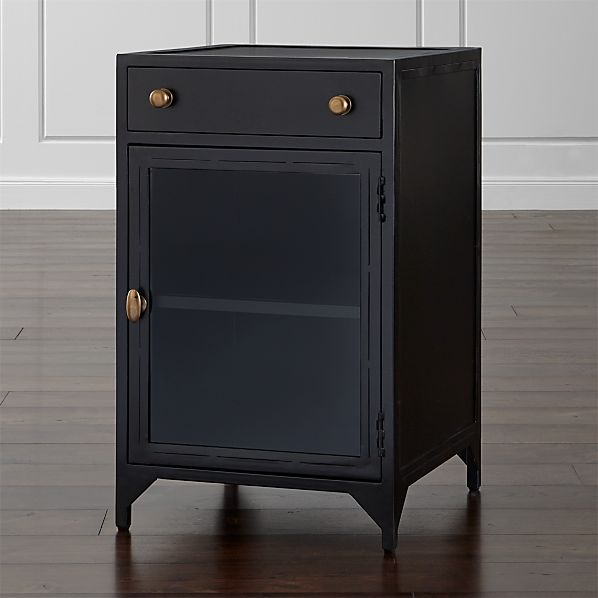 Cortina Left Door Nightstand