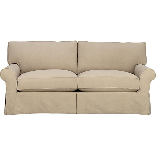 Slipcover Only for Cortland Apartment Sofa