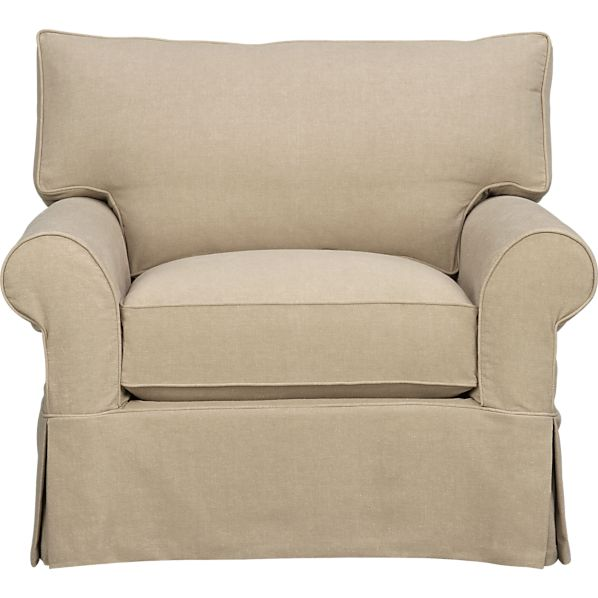 Slipcover Only for Cortland Swivel Chair