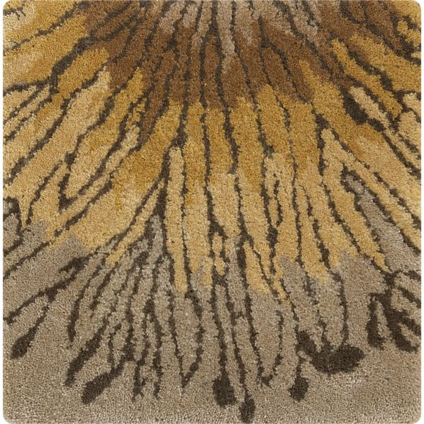 """Cosmo 12"""" sq. Rug Swatch"""