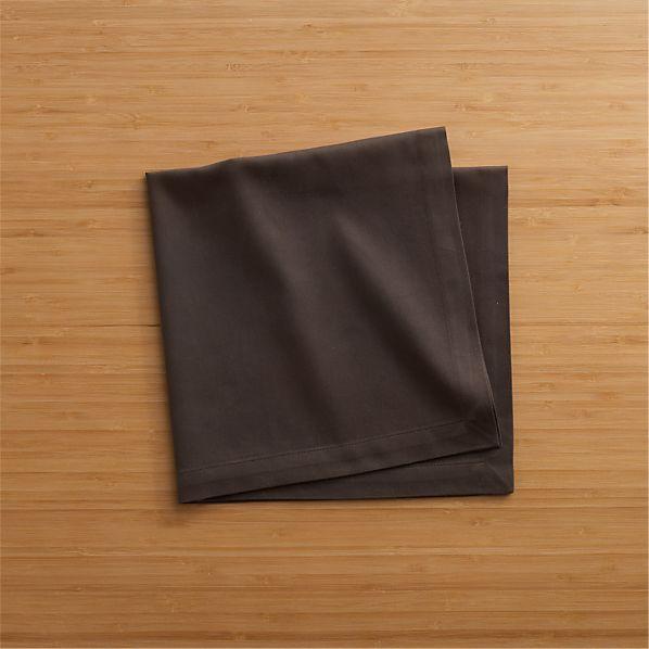 Cotton Espresso Napkin