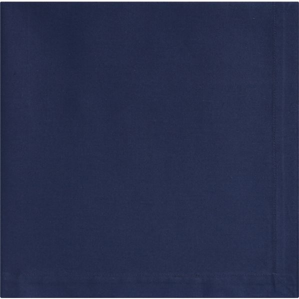 Cotton Ink Blue Napkin