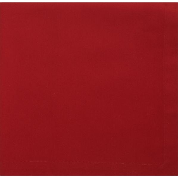 Cotton Ruby Napkin