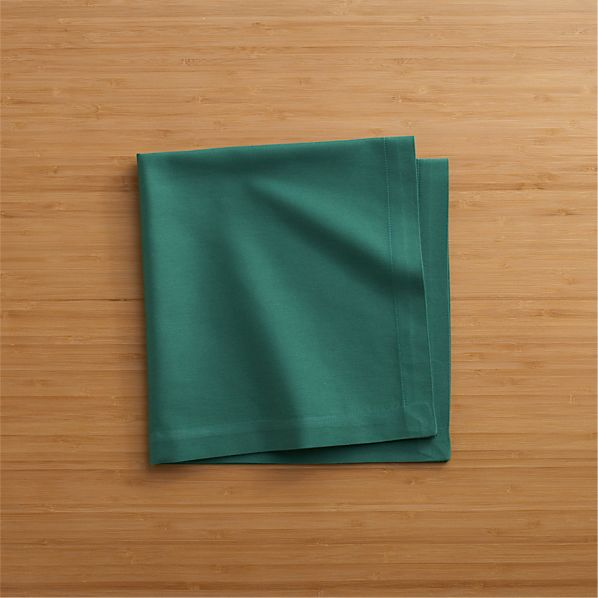 CottonNapkinSeaGreenS13