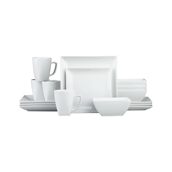 Court 16-Piece Dinnerware Set
