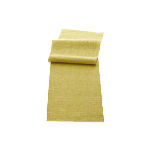 Chilewich® Crepe Citron Runner