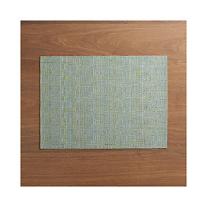 Chilewich® Crepe Mint Placemat