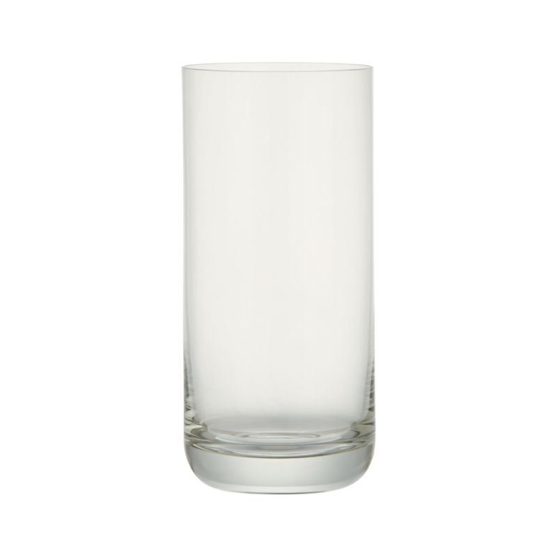 Crescent 16 oz. Cooler Glass