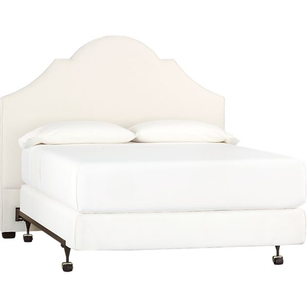 Crown Queen Headboard